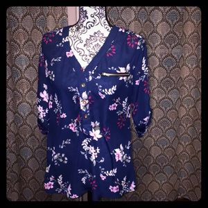 Wishful Park Blouse NWT